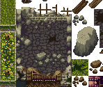 Port Bermire (Destroyed) Tileset