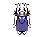 Asriel God of Hyperdeath (Overworld)