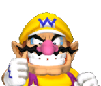 Wario Icons: Solo Mode Menu