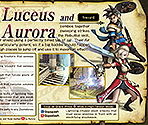 Character Information Sheets