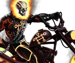 Ghost Rider (Greithoth, Breaker of Wills)
