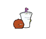 Shake and Meatwad