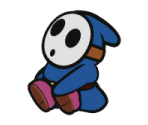 Shy Guy (Blue)