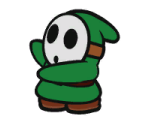 Shy Guy (Green)