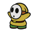 Shy Guy (Yellow)