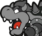 Black Bowser (2nd Phase)