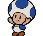 Toad (Blue)