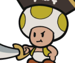 Toad (Captain, Legendary)