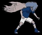 pc computer naruto online sasuke uchiha curse mark level 2