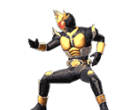 Kamen Rider Agito Ground Form