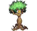 Shantae (Dryad Transformation)