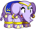 Shantae (Elephant Transformation)