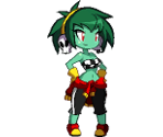 Rottytops (Racing Costume)