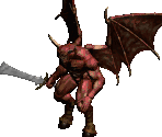 Balrog (Wide Sword)