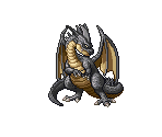 #151 - Black Dragon
