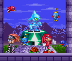 Emerald Shrine (Genesis Style)