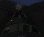 Train Roof (Night)
