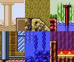 Level Tilesets West