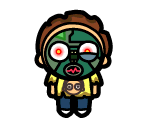#183 Animatronic Morty