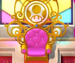 Peach's Throne