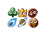 Garage Puyo icons