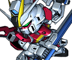 Sword Impulse Gundam (Excalibur Swords)