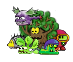 Forest Enemies