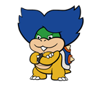 Ludwig (Paper Mario Style, Modern)