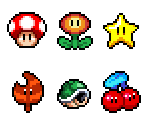 Powerups & Items