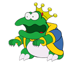 Wart (Paper Mario-Style)