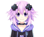 Neptune (Black Parka Dress)