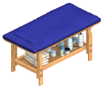 Impruv U Pettegrew Massage Table