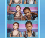 Ellie + Riley Photobooth Pictures (Part 1)