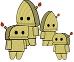 Whittles (Paper Mario-Style)