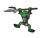 Goblin Spearman
