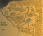 L'Ark Gamael Map