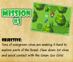 Forest Mission 1