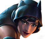 Catwoman (Master Thief)