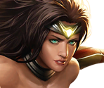 Wonder Woman (Warrior)