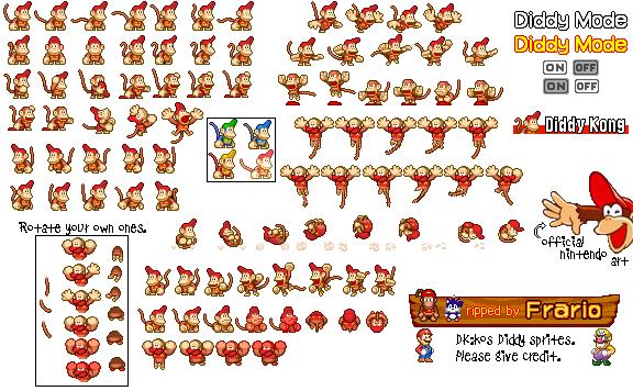 Giga Bowser Sprites Game Boy Advance - DK:...
