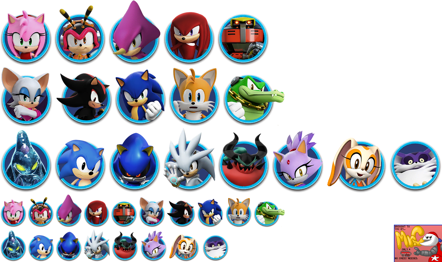 Character Icons (Race)