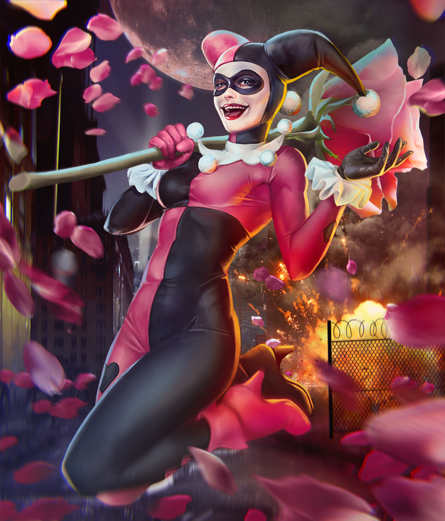 Harley Quinn (Heartbreak)