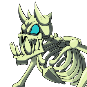Gigan Skeleton