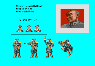 General Mikhail