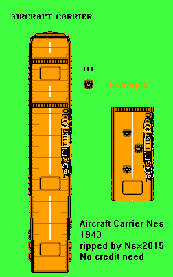 AircraftCarrier Nes