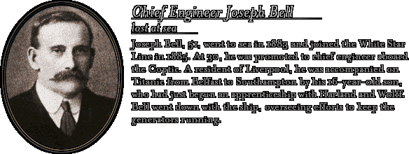 Bio: Chief Engineer Bell