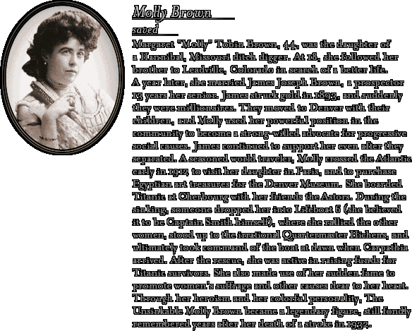 Bio: Molly Brown