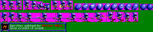 Metal Sonic (Sonic Mania) (Expanded)