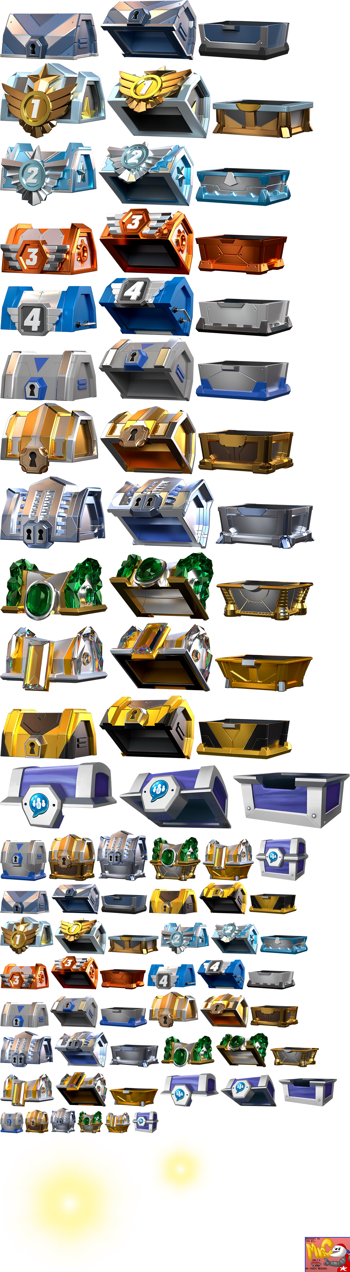 Chests (Old)