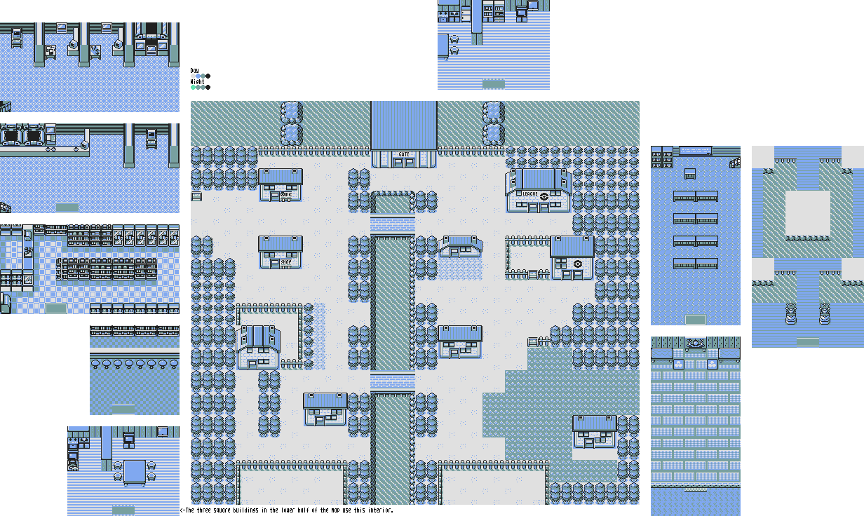 How To Get A Map In Pokemon Gold on